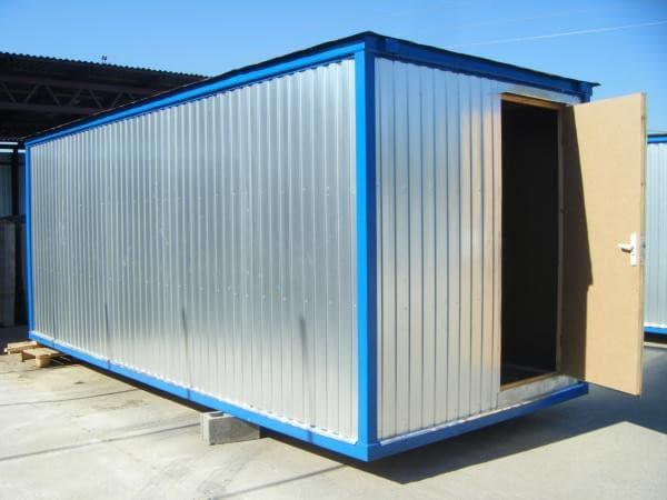 Блок-контейнер БК-02