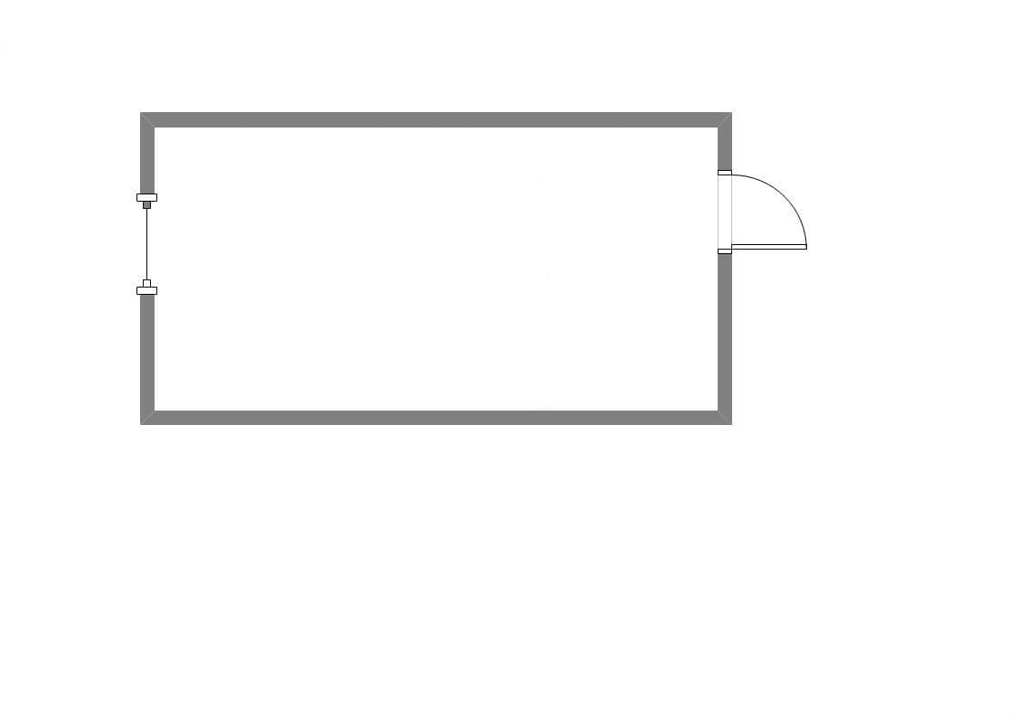 Модульный блок-контейнер двухэтажный 04
