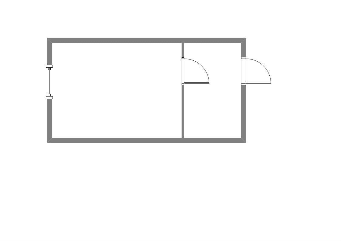 Модульный вагончик двухэтажный 04