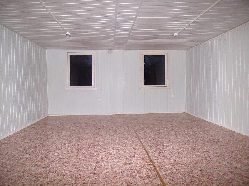 Блок-контейнер под штаб строительства - 04
