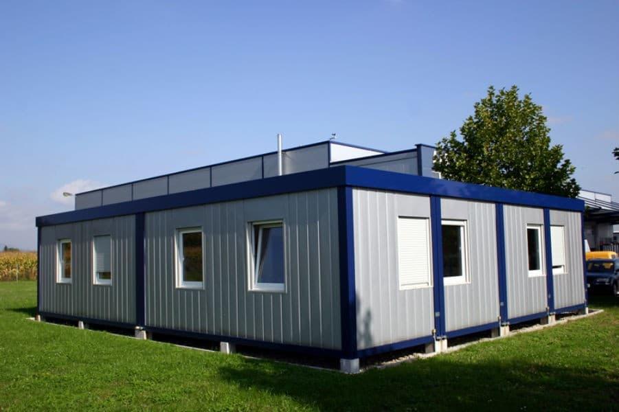 Блок-контейнер под штаб строительства - 05
