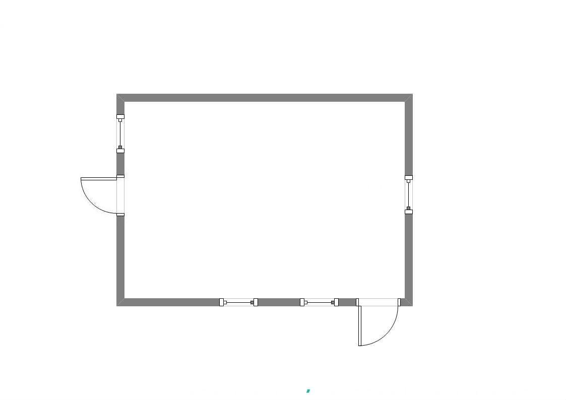 Модульный блок-контейнер под штаб строительства - 02