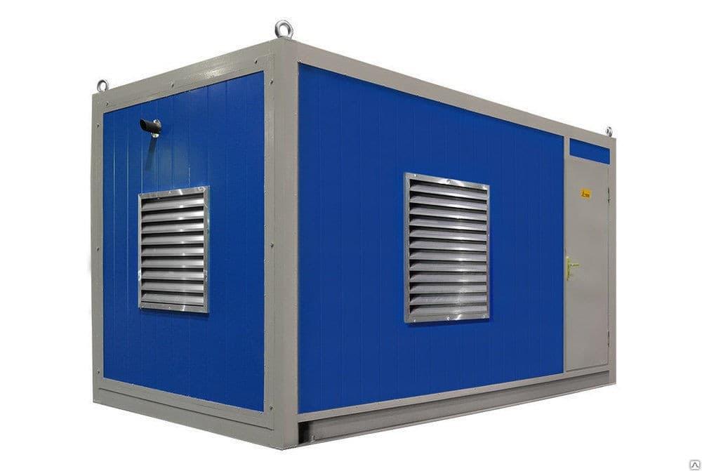 Блок-контейнер для дизельной электростанции - 02