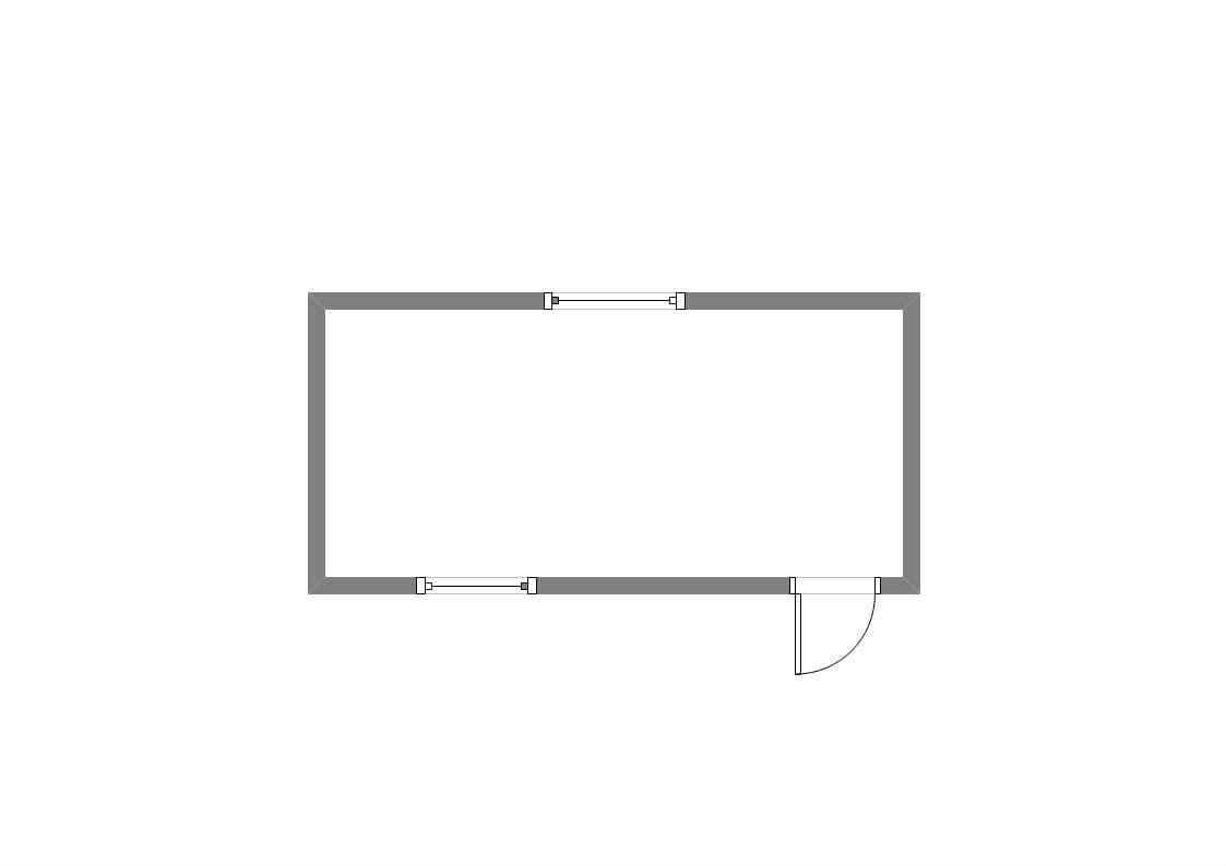 Блок-контейнер для компрессорных и котельных - 03