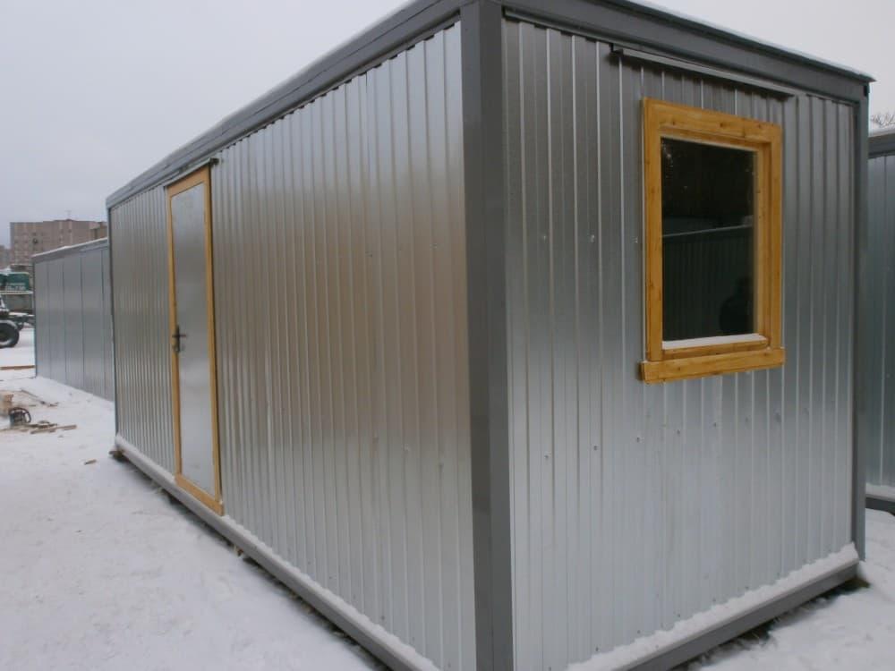 Блок-контейнер промышленный - 01