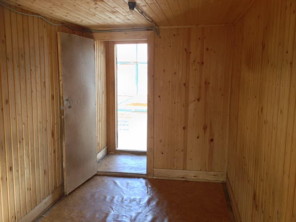Блок-контейнер под офис - 01