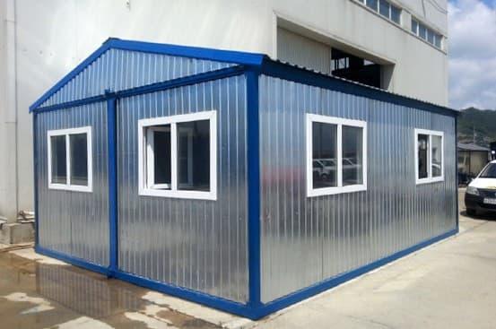 Модульный блок-контейнер жилой -09