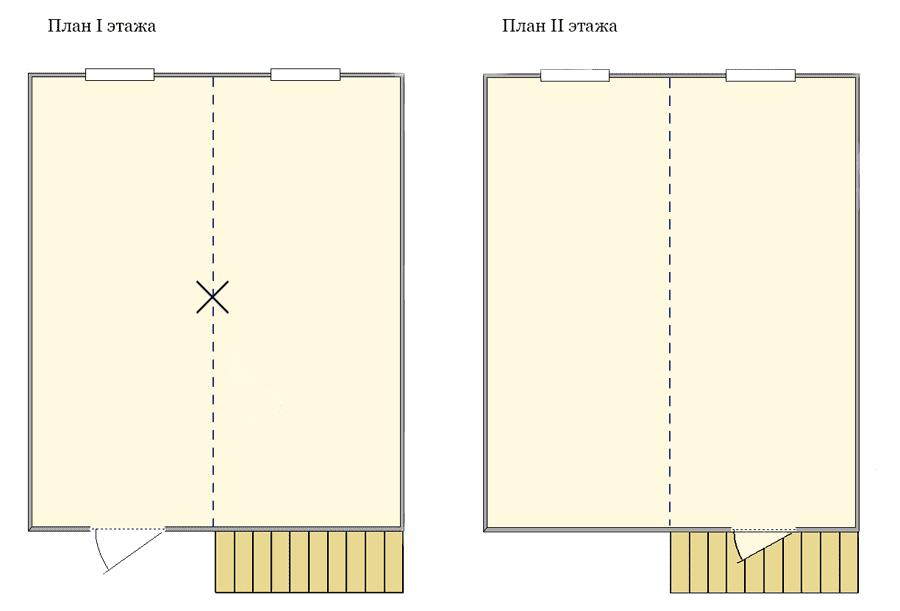 Модульный блок-контейнер под оборудование -02