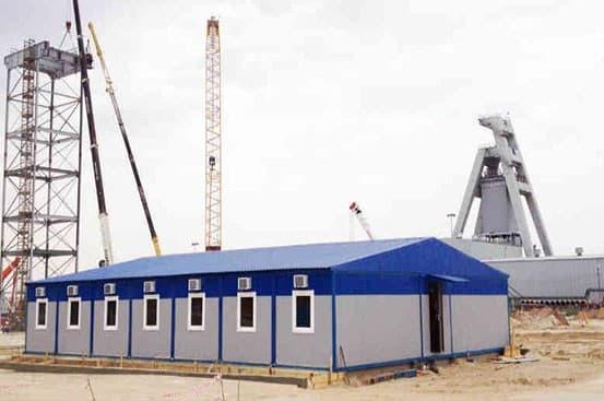 Модульный блок-контейнер под вахтовый городок -02