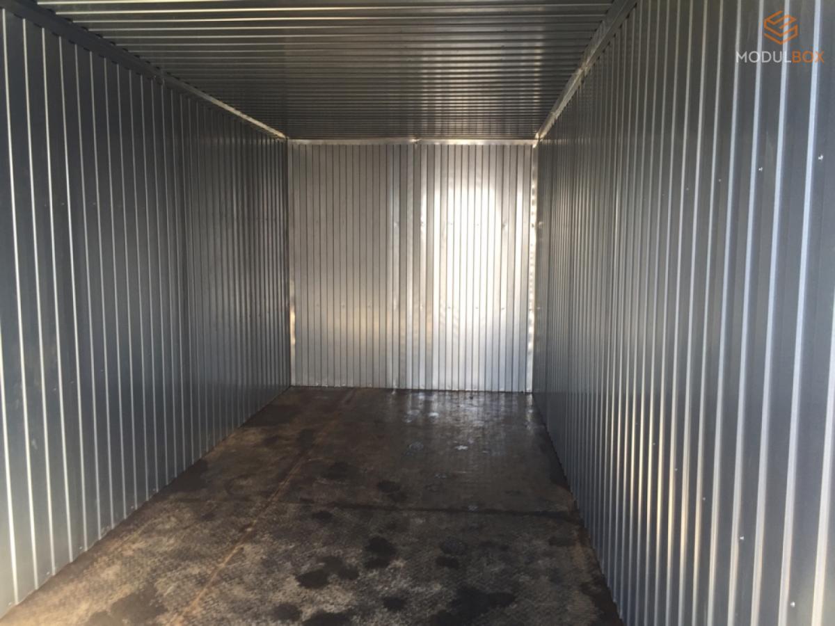 Блок-контейнер под гараж - 03