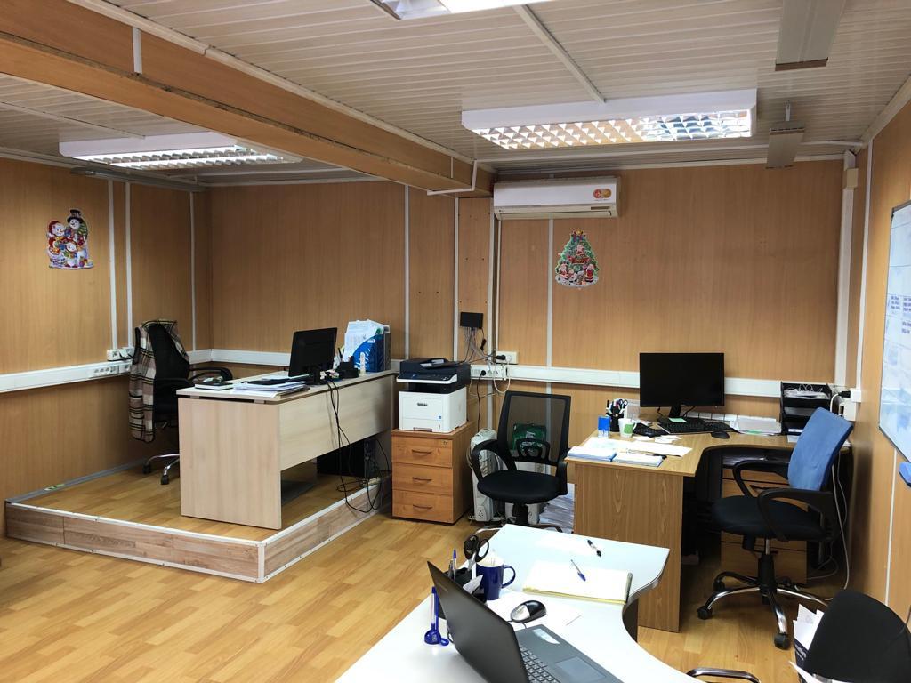 Бытовка под офис - 01